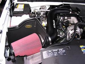 Airaid Jr  Air Intake Kit  Chevy  Gmc  2004 Silverado  04