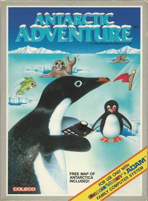 antarctic adventure  mobygames