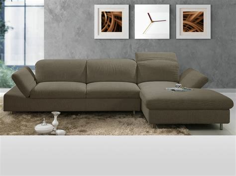 canapé d angle taupe canapé d 39 angle tissu quot joana quot taupe 53834 53842