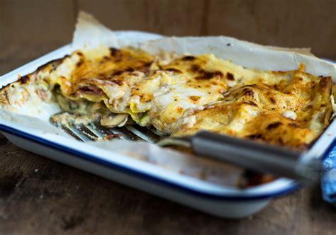 courgette cuisine zucchini asparagus lasagna