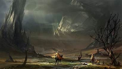 Knight Desktop Fantasy Wallpapers Computer Backgrounds Wallpapersafari