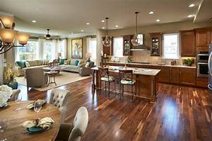 farmhouse open concept kitchen designs family room