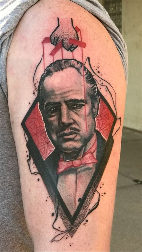 latest godfather tattoos find godfather tattoos