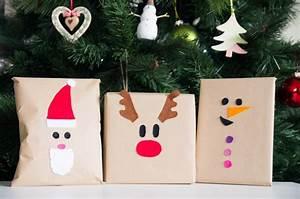 Godiche Des Paquets Cadeaux De Nol En Feutrine Godiche