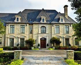 French Country Exterior Home Ideas