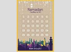 Ramadan, Calendar and Blog on Pinterest