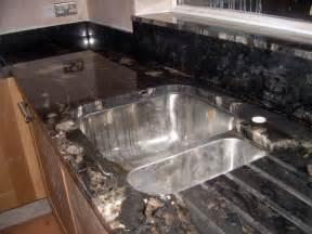 Kitchens with Granite Countertops Titanium