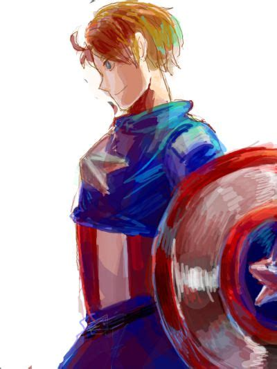 Captain America Hetalia