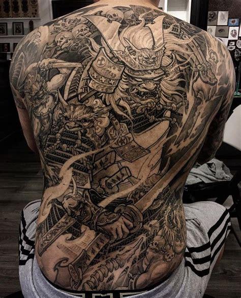 tattoo  attonyhuchronicink samurai tattoo samurai