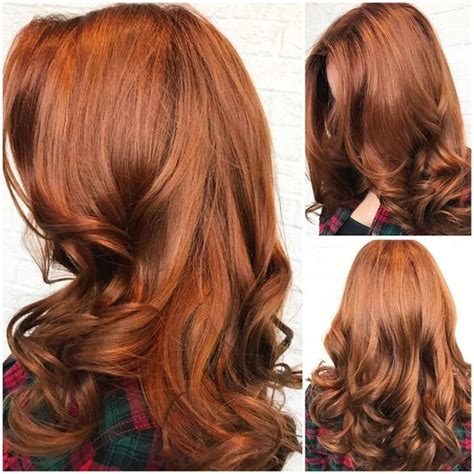 Drab And Faded To Wow Red Ginger Hair Color Red Hair