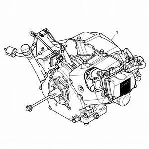 John Deere Complete Kawasaki Engine