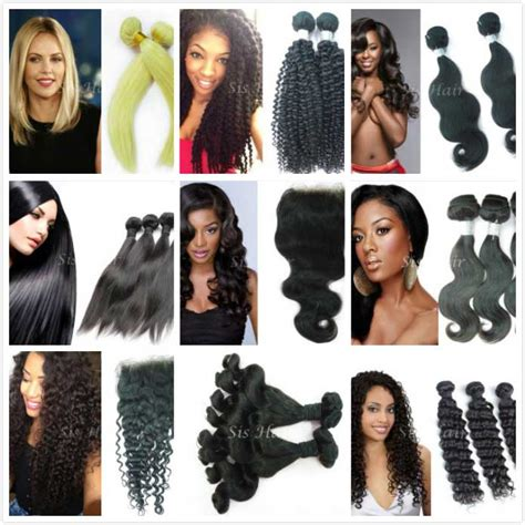 Different Of Hair by Types Of Different Hair Wigs
