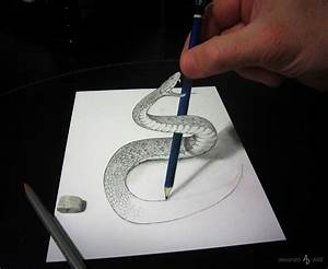 These Cool Anamorphic Drawings Will Play With Your Brain ...
