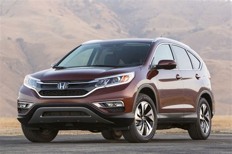 2016 Cr V 2016 honda cr v review ratings specs prices and photos
