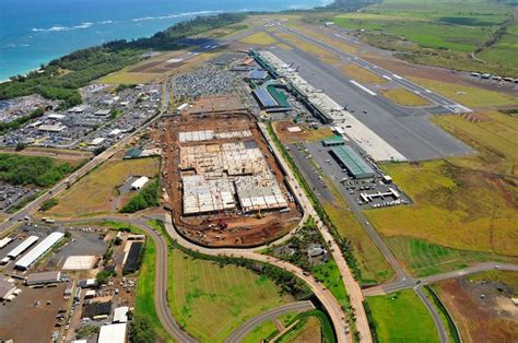Airports  Hawaii Airport Conrac Projects Receive Strong