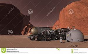 Mars Exploration Stock Photo - Image: 17711730
