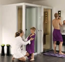 Combine Sauna Hammam Maison Design Wiblia com