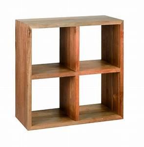 Etagere Cube But : etagere cube bois ~ Teatrodelosmanantiales.com Idées de Décoration