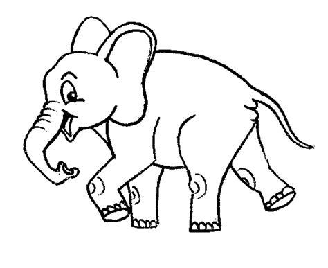 elephant coloring pages coloringsuitecom