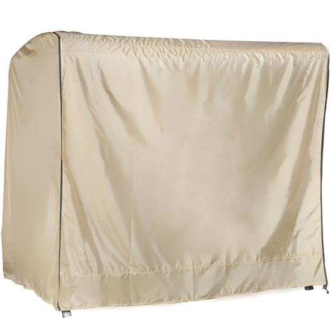 abba patio outdoor veranda 3 seater hammock canopy
