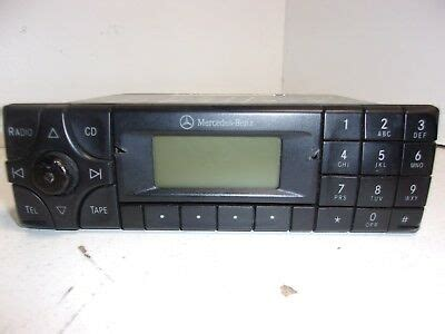 I am looking at pulling the belt but first as suggested i will put on my doctor ears (stethascope) and listen. 01 MERCEDES E320 AM/FM AUDIO RADIO PLAYER A2088201486 OEM M2   eBay