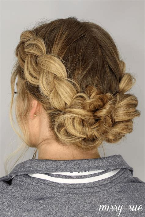 249 best images about kaydee updos on pinterest french