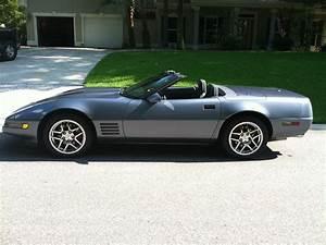 1991 Chevrolet Corvette Convertible  Picture Of 1991