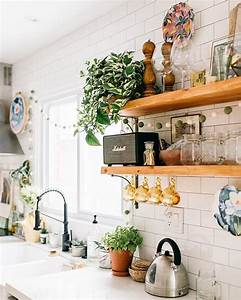 Farmhouse, Playful, And, Whimsical, Kitchen, Thekwendyhome
