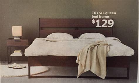 Trysil Ikea Bett by Ikea Trysil Bed Frame Zorginnovisie