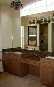 master bath vanity | Barndominium Ideas | Pinterest