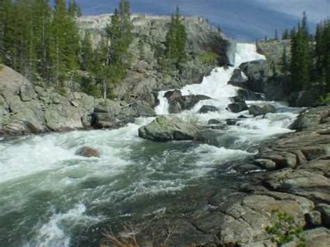 Tuolumne Falls World Waterfalls