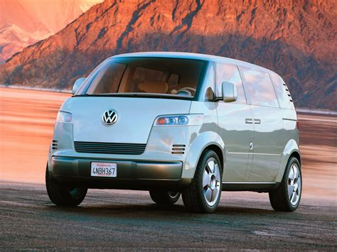2018 Volkswagen Minivan Preview And News  Auto Cars