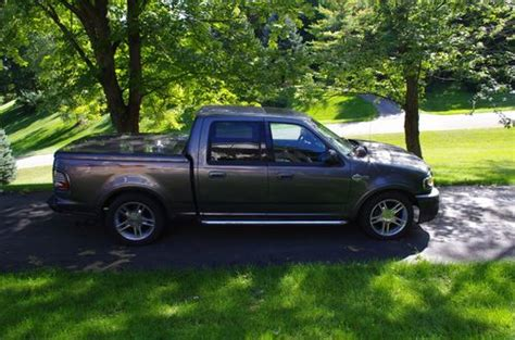 buy   roush ford  stage  stepside extra cab