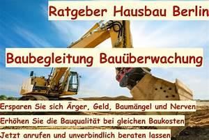 Mängelanzeige Nach Abnahme : ratgeber hausbau berlin brandenburg baubegleitung ~ Frokenaadalensverden.com Haus und Dekorationen