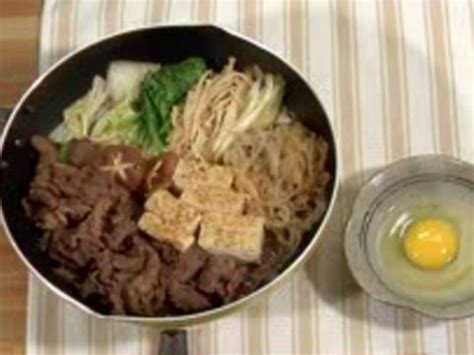 how to make sukiyaki japanese beef pot recipe すき焼き 作り方レシピ