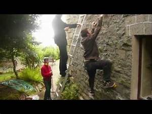 how to build a climbing wall on your house youtube With how do rock climbers go to the bathroom