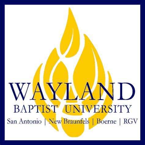 wayland baptist university san antonio nonprofit