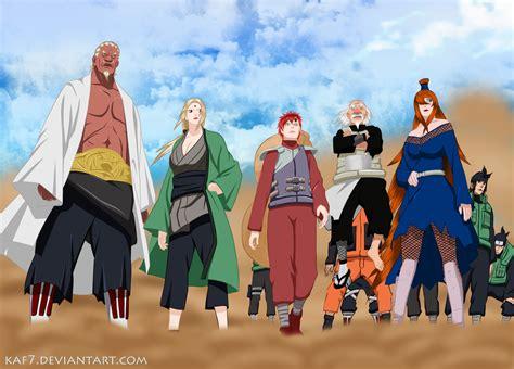 Naruto Team 1