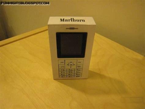 marlboro mobile marlboro cigarette box mobile phone 8 pics
