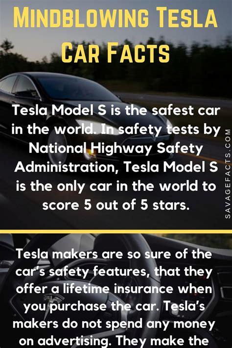 Download Tesla Car Fun Facts PNG