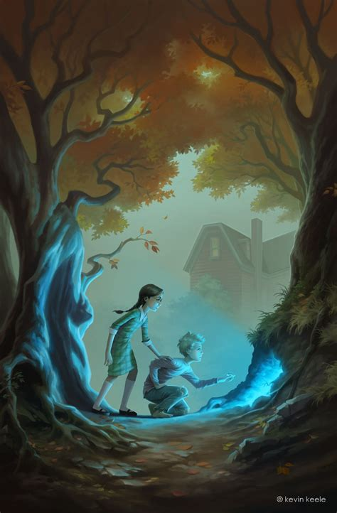 kevin keele book cover illustrator childrens book