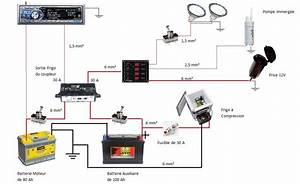 Coupleur Separateur Batterie Camping Car : schema electrique coupleur separateur ~ Medecine-chirurgie-esthetiques.com Avis de Voitures