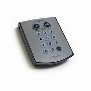 digicode radio somfy rts pour porte de garage voletshop With digicode porte de garage