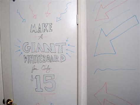 Shower Board Whiteboard - 1000 ideas about diy whiteboard on marquee