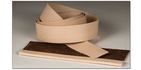 Cowhide Strips by Cowhide Piping Tandy Leather