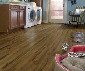 selecting the best flooring for laundry room flooring
