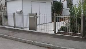 Zäune Und Tore : tore und z une edelstahl metallbau stelzer ~ Eleganceandgraceweddings.com Haus und Dekorationen