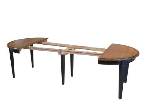 table de cuisine à rallonge table de cuisine ronde avec rallonge obasinc com