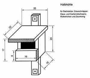 Nistkasten Rotkehlchen Bauanleitung : bauanleitungen nisthilfe hausrotschwanz nabu berlin ~ A.2002-acura-tl-radio.info Haus und Dekorationen