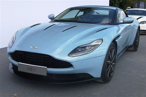 Aston Martin Db11 Volante Open For Business